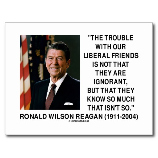 conservative ideas of ronald reagan worked to his advantage In a national review a real conservative walks with us ronald reagan but voters who care about conservative ideas and principles must ask whether his.